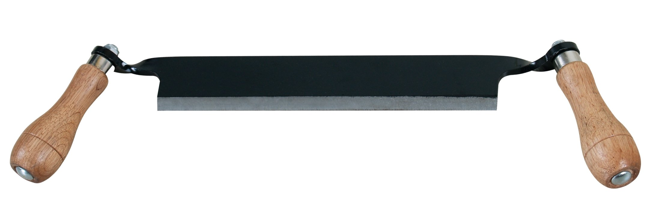 Timber Tuff TMB-05DS Straight Draw Shave Tool, 5'', Black