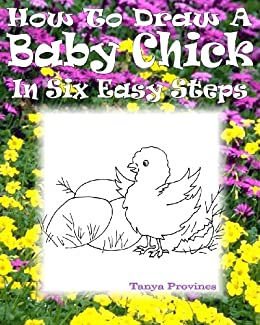 How To Draw A Baby Chick In Six Easy Steps