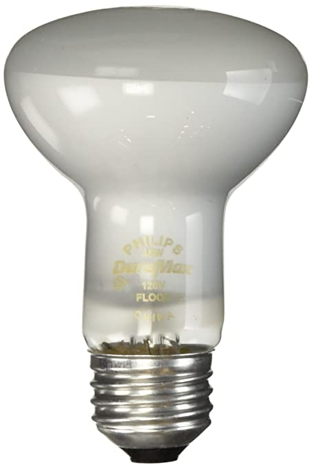 Philips 223149 Duramax 45-Watt R20 Indoor Flood Light Bulb, 12-Pack ...