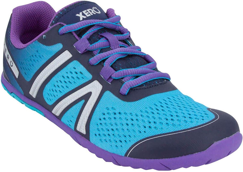 Amazon Com Xero Shoes Hfs Women S Lightweight Barefoot Inspired Minimalist Road Running Fitness Shoe Zero Drop Sneaker Road Running