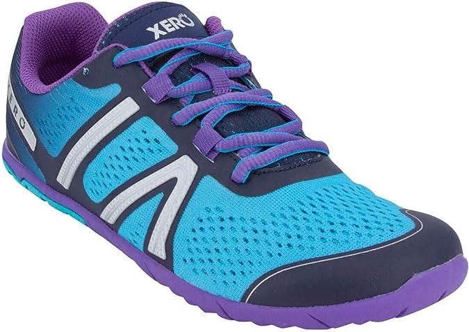 Xero Shoes HFS - Zapatillas de fitness para mujer, ligeras, inspiradas en los pies descalzos, minimalistas, para correr en carretera: Amazon.es: Zapatos y complementos