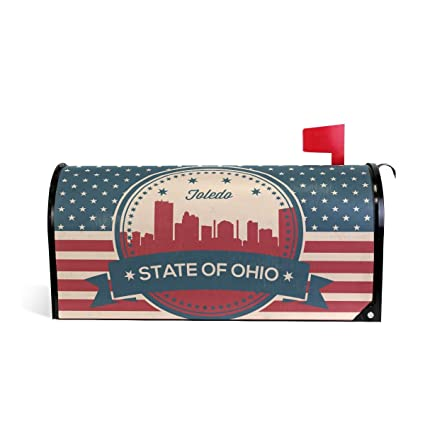 Amazon.com: Printedin3D Ohio State Toledo Skyline - Funda ...