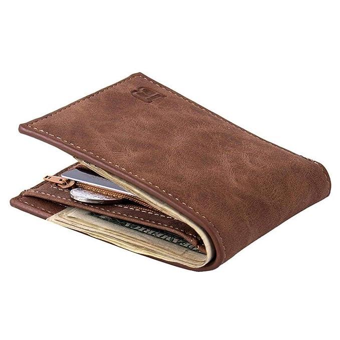 Amazon.com: FidgetGear Billetera de Hombre Caballero de ...