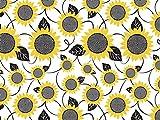 Sunflower Fields Tissue Paper (120 Pack )