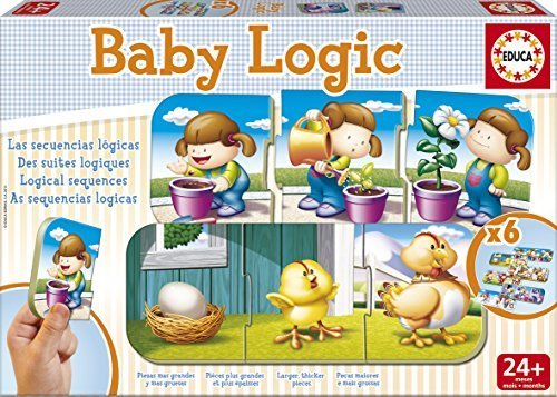 Educa Borras Baby Logic Game by Educa Borras
