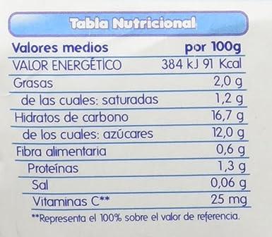 Hero Baby Cocina Mediterránea Plátano Yogur Galleta, Tarrina de Plástico - Paquete de 2 x 200 gr - Total: 400 gr - , Pack de 6: Amazon.es: Alimentación y ...