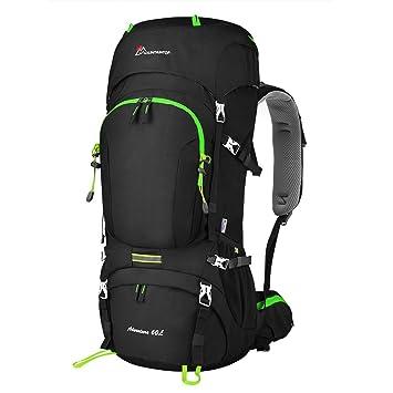 Amazon Mountaintop 60l Internal Frame Backpack Hiking