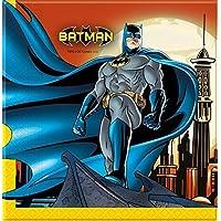 Servilletas de papel, de Batman, 20unidades