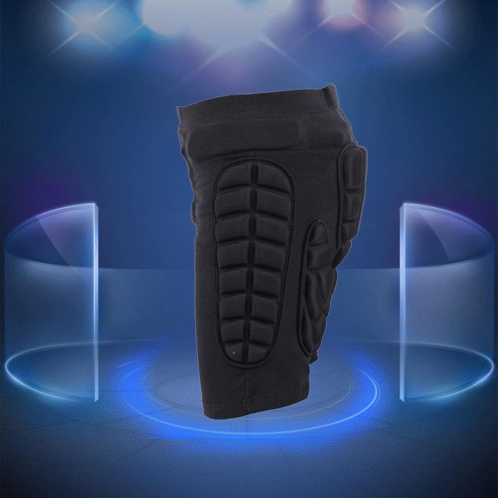geshiglobal Skiing Skating Snowboard 3D Protection Hip EVA Pantalones Cortos Acolchados para protecci/ón