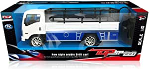 Family Center 1:10 R/C Truck with Charger, Assorted Color,10-3688-98