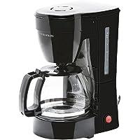 Taurus COFFEEMAX 6 Cafetera, color Negro, 650W, 6 Tazas