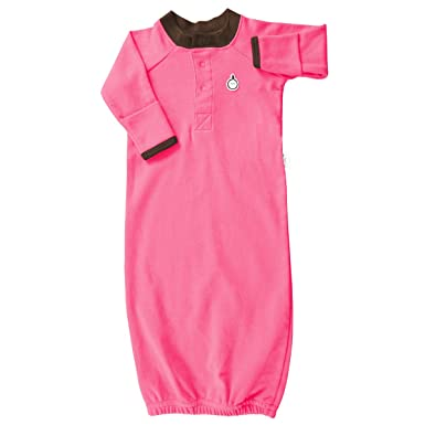 Amazon.com: New For Baby Comfort Sleep Gown in Watermelon 6-12 ...