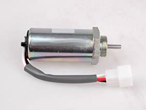 Brilliant Amazon Com Fuel Shut Off Solenoid 897329 5680 For Isuzu 3Ld1 3Ld2 Wiring Digital Resources Llinedefiancerspsorg
