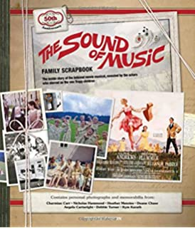 Spoof The Sound Of Music Movie Film Poster Birthday Customised Card