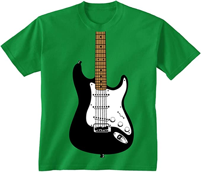 Boys Drummer Drum /& Guitar Youth T Shirt Music In Me Musician Tee