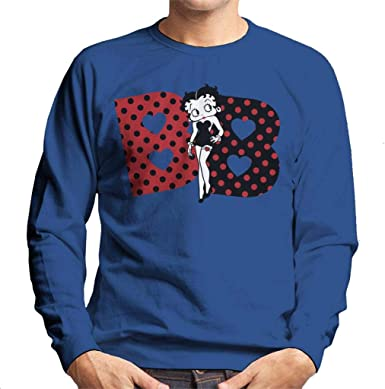 Comics Kingdom Betty Boop Polka Dot Star Kids T-Shirt