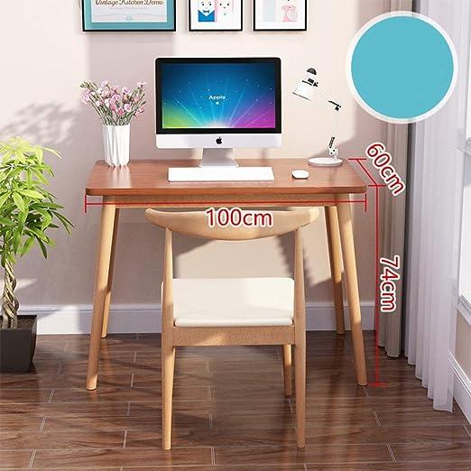 Nordic Simple Mesa De Estudio,inicio Oficina Grande Tabla De La ...
