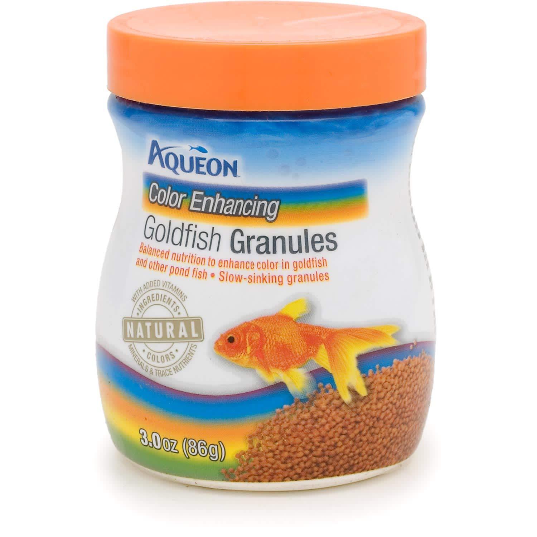 Aqueon Color Enhancing Goldfish Granules