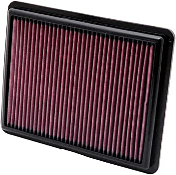 Hyundai GMC K/&N VF2016 Washable /& Reusable Cabin Air Filter Cleans and Freshens Incoming Air for your Chevy