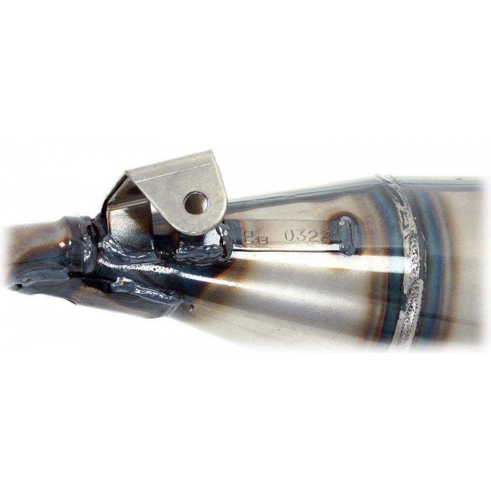 Escape flecha 2T MBK X-Power 50/04/homologada