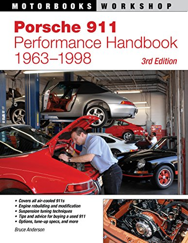Porsche 911 Performance Handbook, 1963-1998: 3rd Edition (Motorbooks Workshop) ()