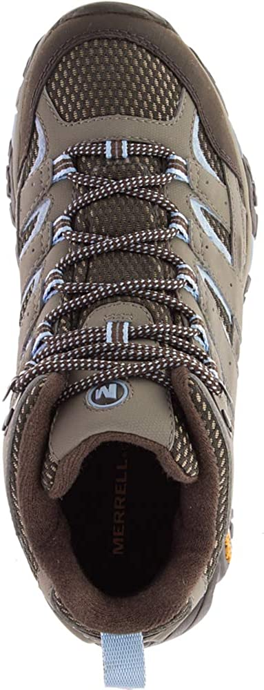 Merrell Women's Moab 2 Mid Gtx Hiking Boot Brindle