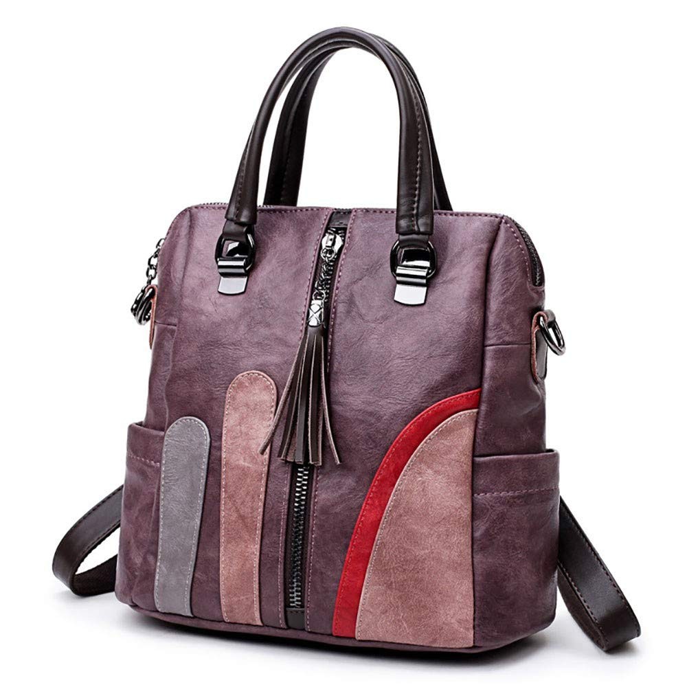 CBCAWoherren Handbag Multifunctional Woherren Handbag Shoulder Bag,lila B07PJD2Z45 B07PJD2Z45 B07PJD2Z45 Damenhandtaschen Wartungsfähigkeit 738575
