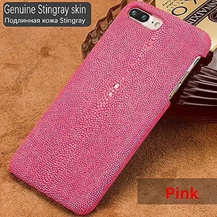 differently bca3e b5755 Amazon.com: 1 piece Handmade Genuine Stingray Leather Case For ...