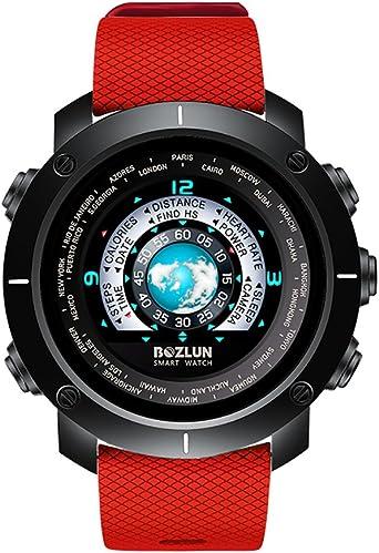Reloj Inteligente 3D UI, IPS HD Pantalla Colorida, Nordic NRF52832 ...