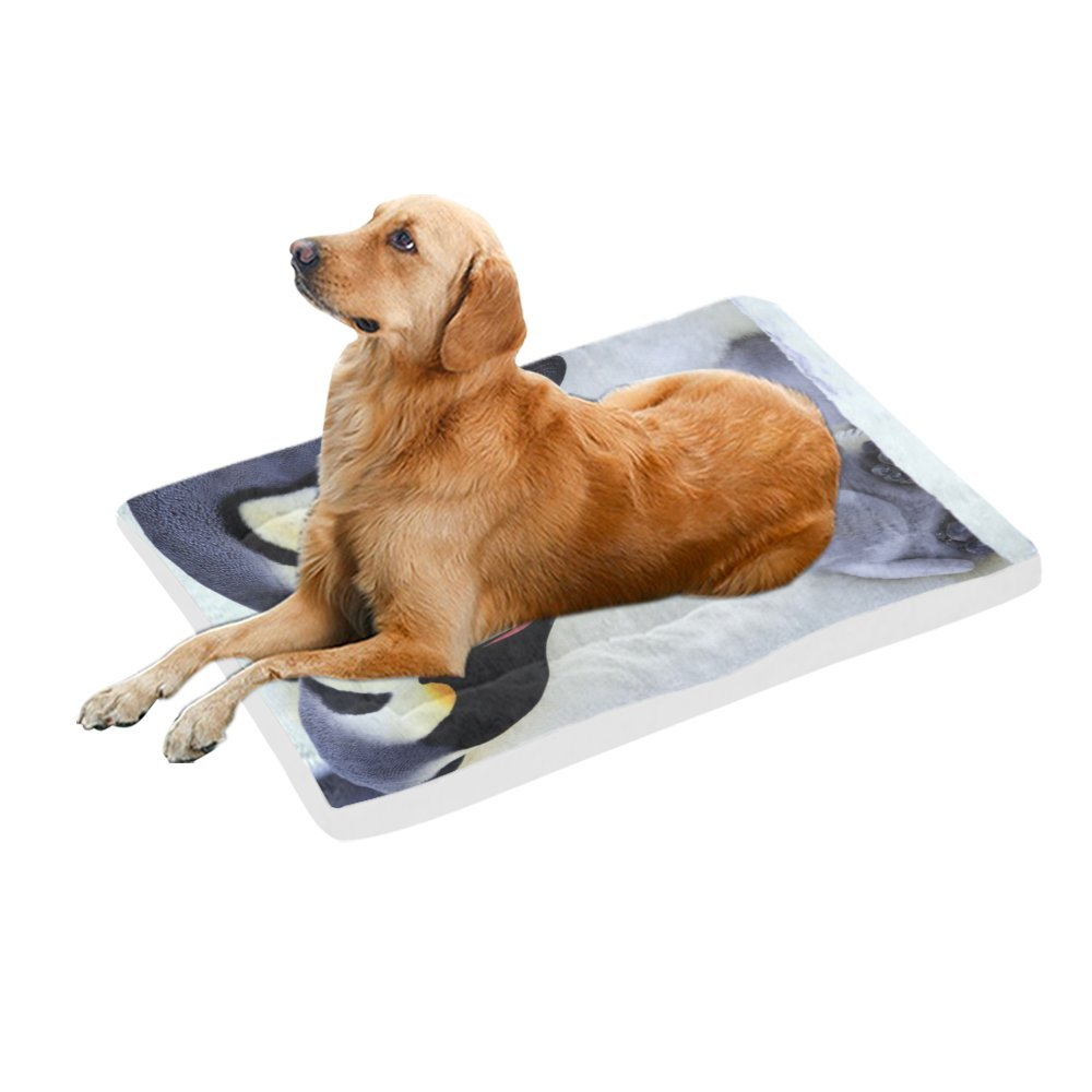 42\ your-fantasia Penguin Camp Pet Bed Dog Bed Pet Pad 42 x 26 inches