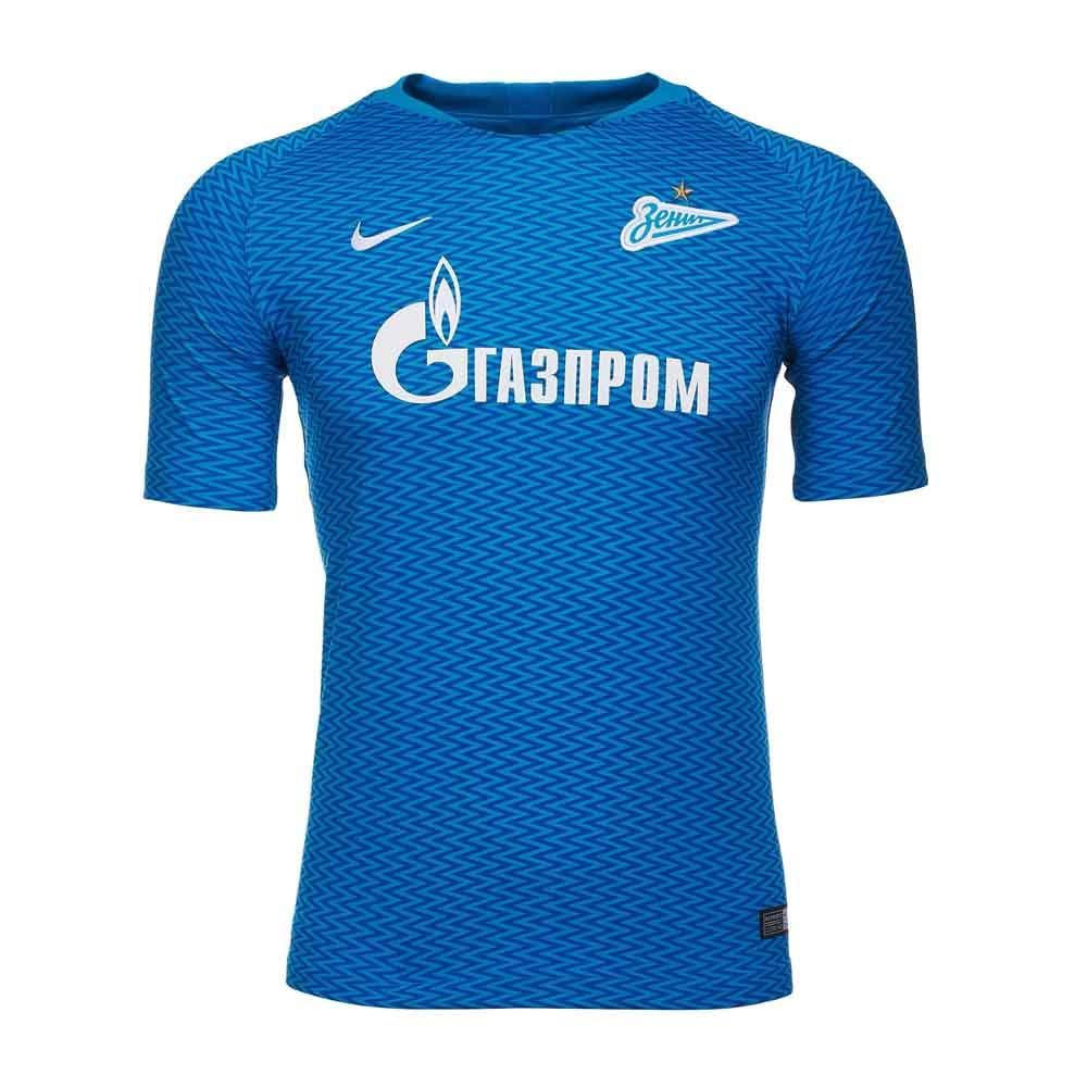 Nike 2018-2019 Zenit Home Football Soccer T-Shirt Trikot