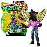 ninja turtle stockman fly - Playmates Year 2014 Teenage Mutant Ninja Turtles TMNT 5 Inch Tall Figure - Turflytle's Ultimate Super Hero Enemy STOCKMAN-FLY