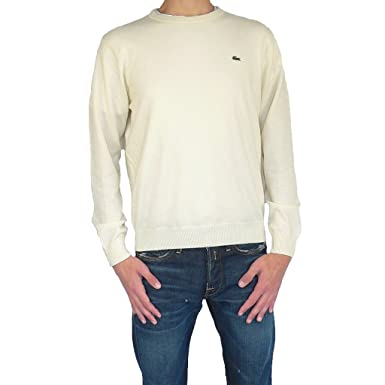 Acheter pull à col rond hommes Lacoste | Mode hommes