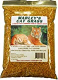 Marley's Cat Grass 1 lb Organic & Non-GMO Wheat Grass + A Free Bag with each Order + 2