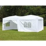 amazon com palm springs 10 x 10 ez pop up white canopy