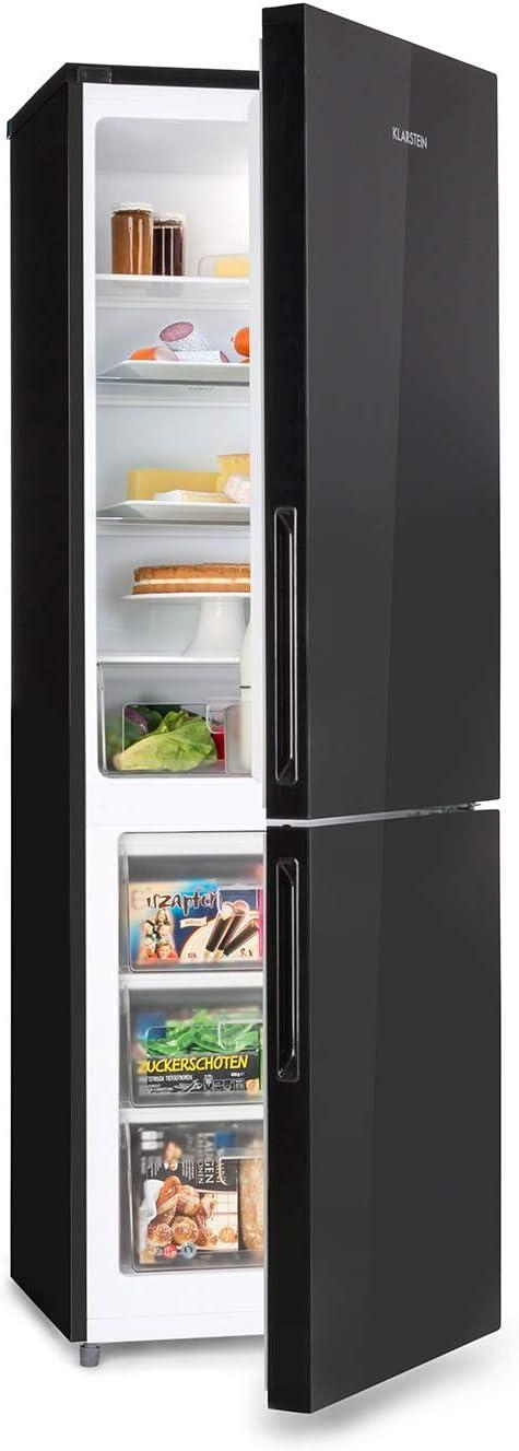 Klarstein Luminance Frost • nevera • frigorífico combinado ...