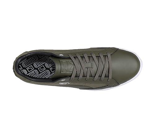 7d5c506eb04 Puma Men s Match Vulc 2 Quilted Green Sneakers-12 UK India (47 EU ...