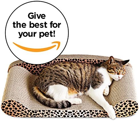 Animals Favorite Scratcher Corrugated Cheetah product image