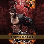 Last Immortal Dragon: Gray Back Bears | T. S. Joyce