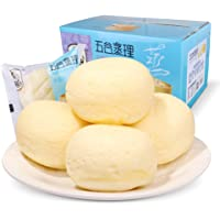 LEISURE FARM 休闲农场 蒸蛋糕 1000g (奶香味)
