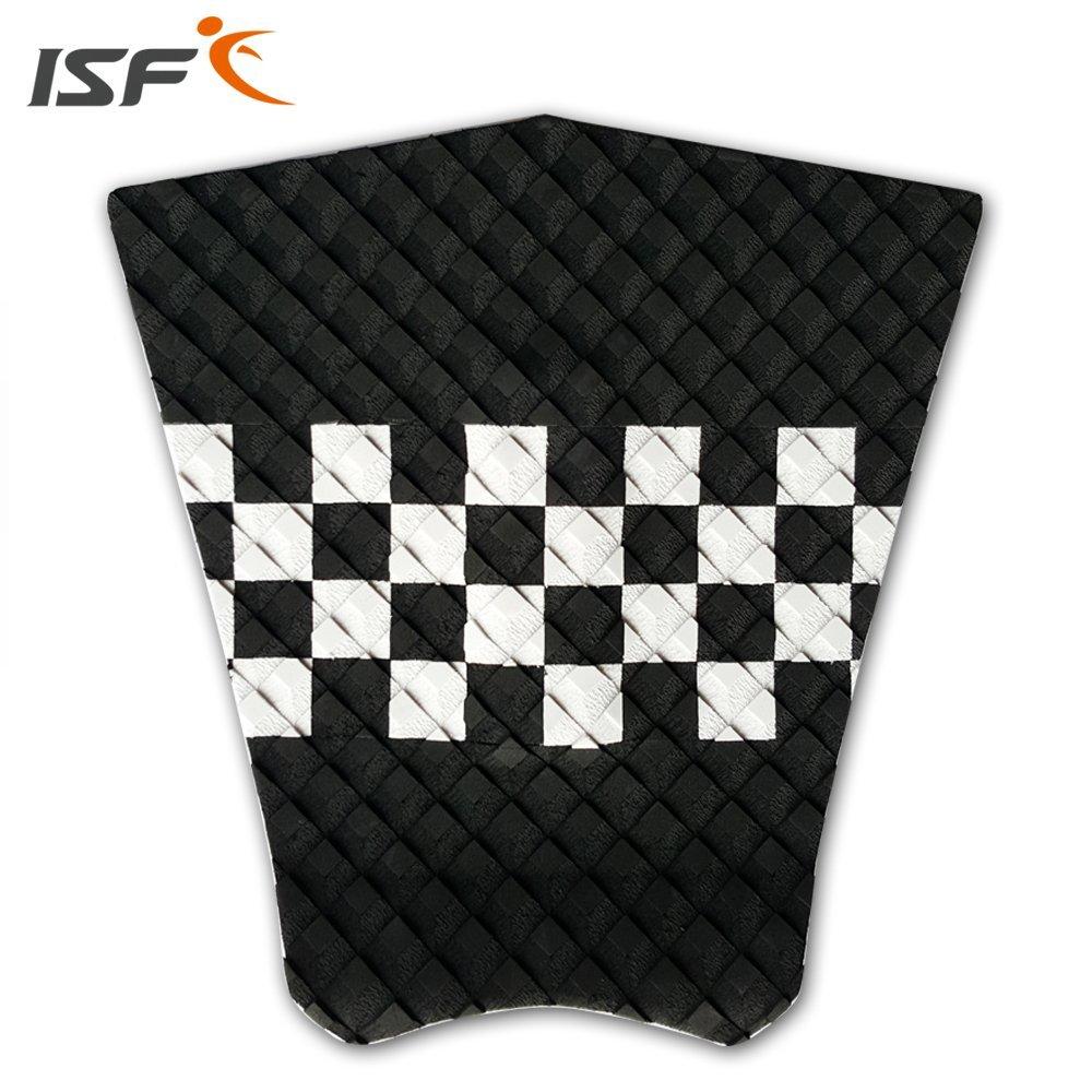 アイエスエフISFイビエ フォーム アンチスリップ トラクション パッド 高品質の黒いサーフボード パッド B015FFNPEC