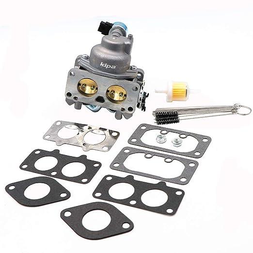 KIPA carburador para Kawasaki FH721V Series Motors, cortacésped ...