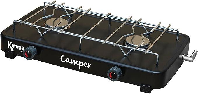 Kampa Camper Double Gas Hob 2011 | KAMPA CAMPER DOUBLE GAS HOB