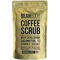 Bean Body Coffee Body Scrub - Manuka Honey