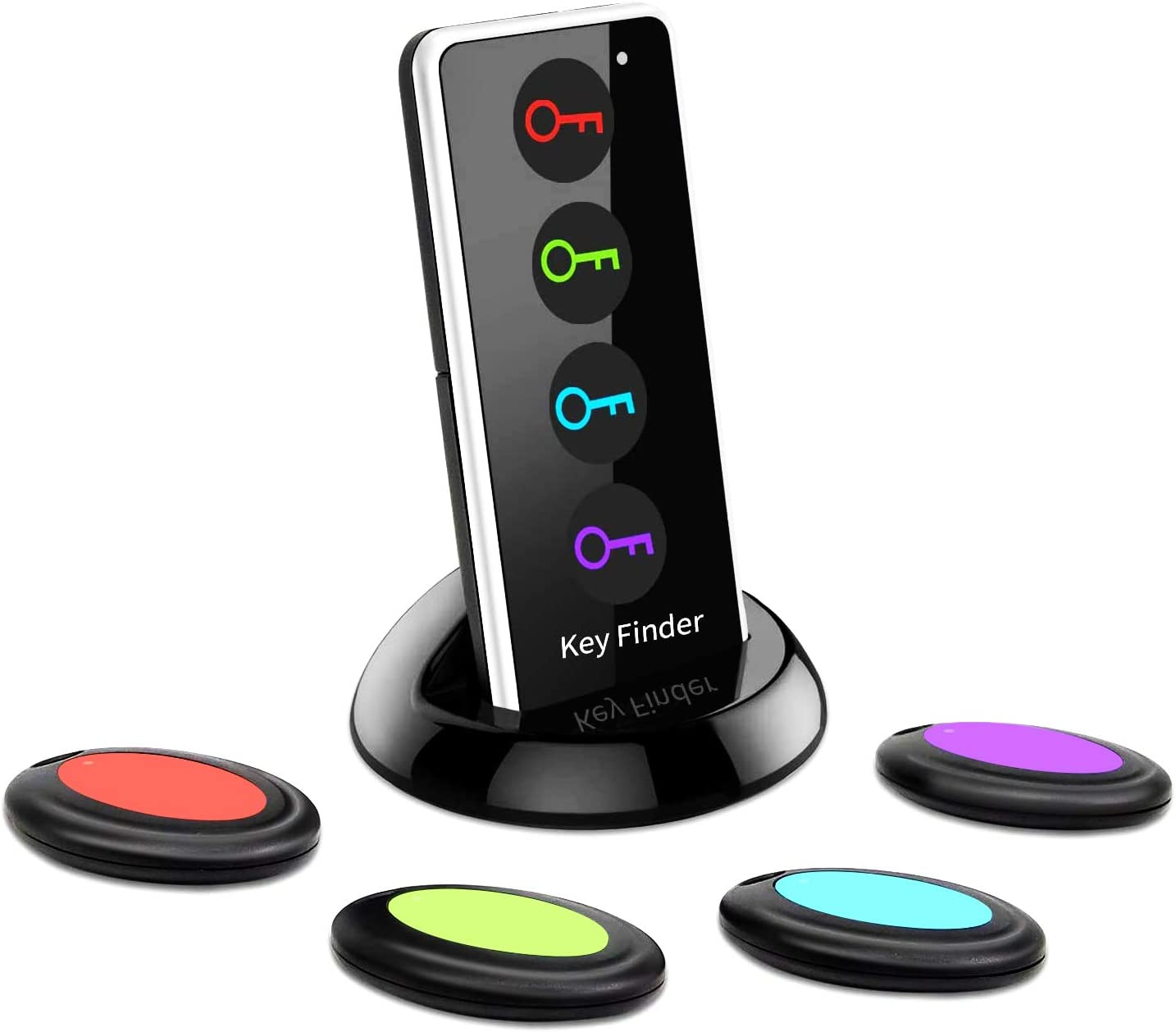 FindKey Wireless Key RF Locator Item Anti-Lost Tag Alarm Reminder Tracker