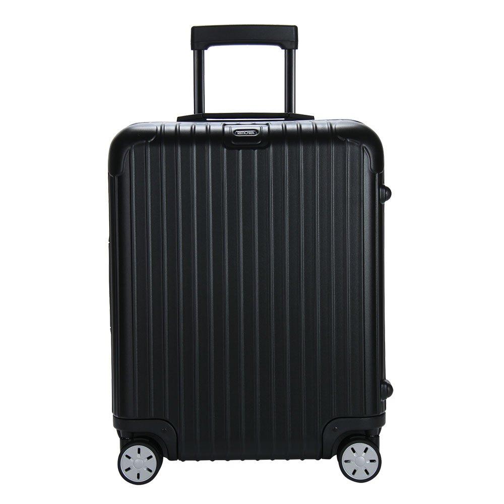 RIMOWA [ リモワ ] サルサ 834.56 83456 キャビンマルチホイール 47L 4輪 スーツケース マットブラック CABIN MULTIWHEEL (810.56.32.4) B00BHU841Y