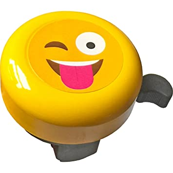 Kids Emoji Bike Bell For Boys And Girls Children S Cycles Or Toy