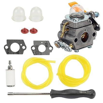 Amazon.com: C1U-H60 carburador para RYOBI HOMELITE ...