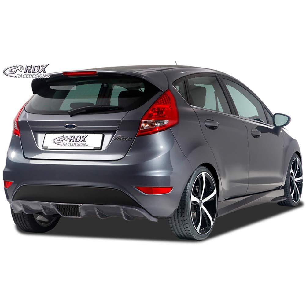 Jupe arri/ère Diffuseur Ford Fiesta VII 2008-2012 /& 2012- PUR