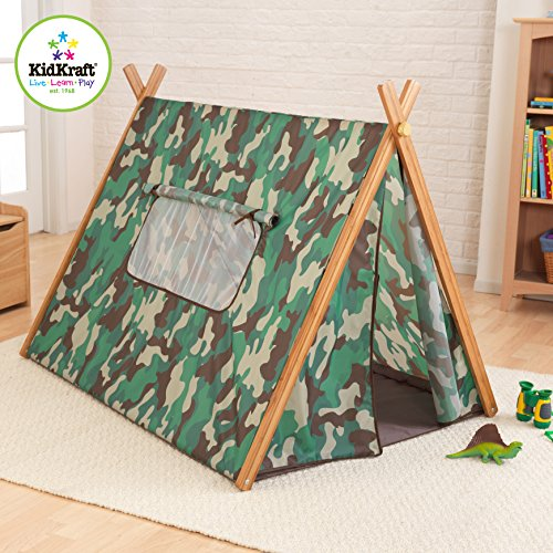 KidKraft Camouflage Tent